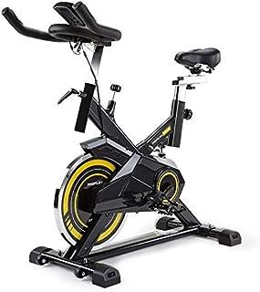 ProFlex SPN750 II 13kg Flywheel Commercial Spin Bike, Yellow