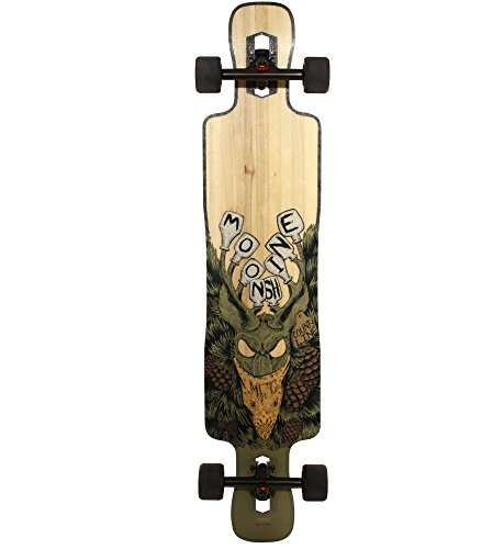 Moonshine County Line Soft dropthrough longboard