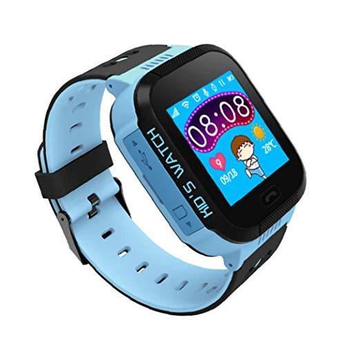xuew Elegante Uhr mit Handyhalterung für die Kamera für Kinder Mädchen Touchscreen Anruf 2-Wege-Chat Voice...