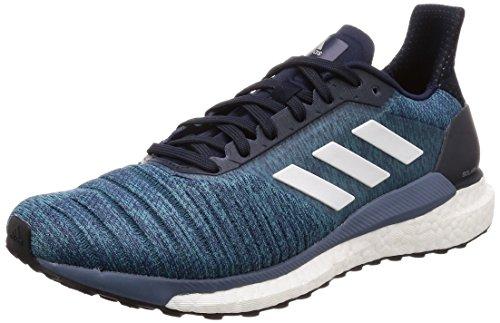 adidas Solar Glide M, Zapatillas de Trail Running Hombre, Multicolor (Tinley/Ftwbla/Agalre 000), 40 2/3 EU