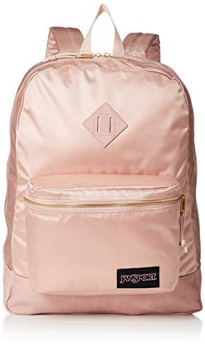 JanSport Super FX Backpack - Rose Smoke Gold