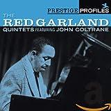 album cover Red Garland Quintet featuring John Coltrane
