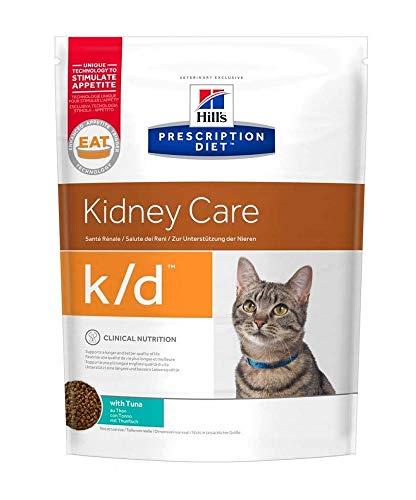 HILL S Prescription Diet k/d Feline - Dry Cat Food 400g