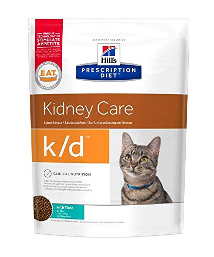 HILL S Prescription Diet k/d Feline - Dry Cat Food 400g