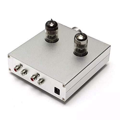 KONGZIR DIY Hi-Fi Pre-amplificador estéreo puede ajustar el volumen de salida del...