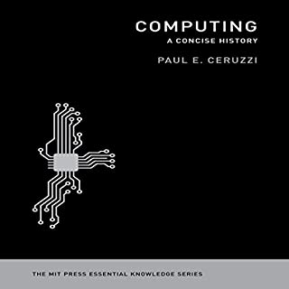 Computing: A Concise History cover art