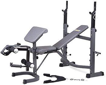 Body Champ BCB5860 Olympic Weight Bench
