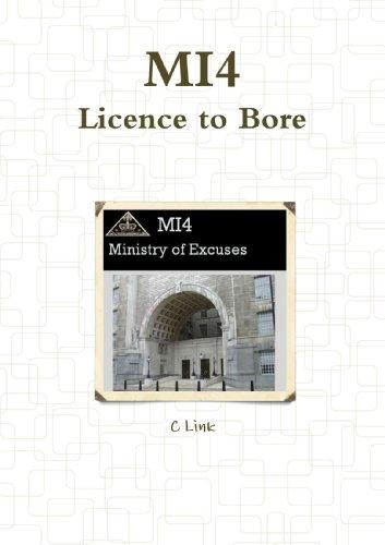 MI4 - Licence to Bore