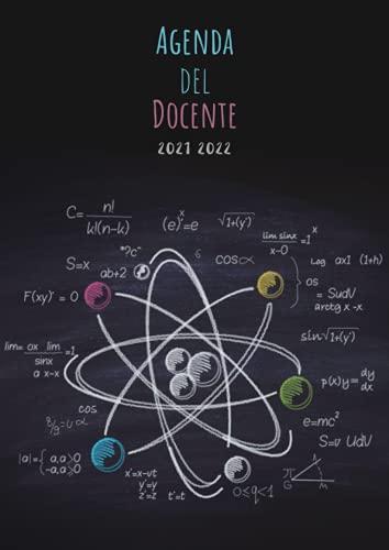 Agenda del Docente - 2021 2022: Copertina originale #18 - Agenda Settimanale - Registro di Classe - Formato A4 (21x29,7cm) - Citazione e foto - Orari ... classe - Pianificazione dell'anno scolastico