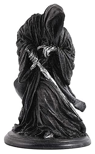 Escultura de escritorio Estatua de resina Dibujos animados de dibujos animados Estatuilla Señor de los anillos Arte Escultura Modelo de juguete Modelo de escritorio Decoración conmemorativa Collectiab