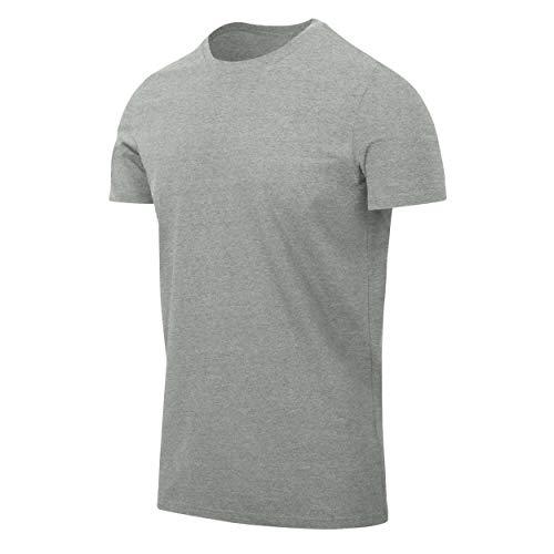 Helikon-Tex T-shirt coupe slim - Mélange de gris