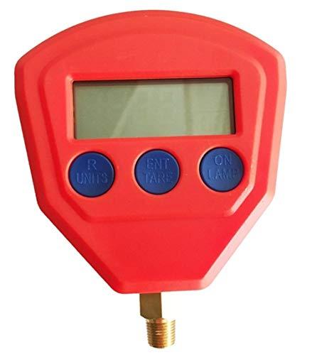 Mjd Digitale vacuümmanometer met individuele verdeler en airconditioning instrument