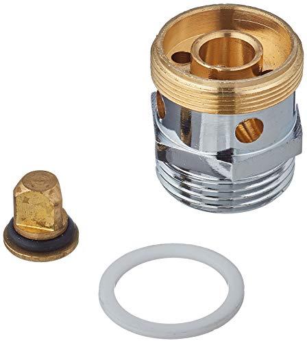 """Cornat TEC306305 Rohrbelüfter 3/4"""", chrom, für Maschinen-Auslaufventile"""