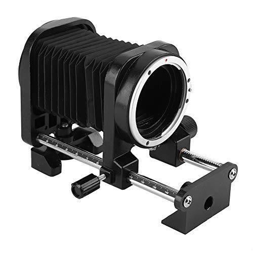 Simlug 【𝐕𝐞𝐧𝐭𝐚 𝐑𝐞𝐠𝐚𝐥𝐨 𝐏𝐫𝐢𝐦𝐚𝒗𝐞𝐫𝐚】 Tubo de Fuelle de extensión Macro para cámara(para Canon EOS)