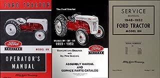 ford 8n tractor restoration