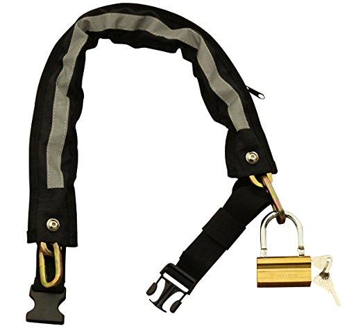 Mighty Click Wearable Bike Chain Lock Belt | Amazon