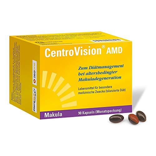 CentroVision AMD Kapseln, 90 St