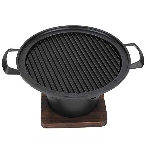 Fourket Holzkohle Grill Platzsparende Tragbare Holzkohle Grill Rauchfreien Kleine Carbon Grill Geeignet Für Grill Im Freien Kochen Camping Picknick