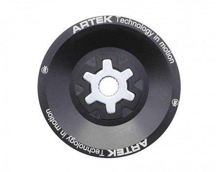 Keilriemenscheibe ARTEK K1 DCS Drive mit Stern - YAMAHA Aerox 50 (ab Bj. 1999) Typ:SA14