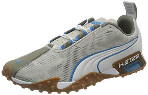 PUMA Unisex-Erwachsene H.st.20 Straßen-Laufschuh, Grau Violett Weiß-NRGY Blau, 20 EU
