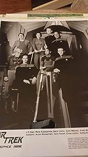 Star Trek Deep Space Nine Press Kit #1 Hard to Find!