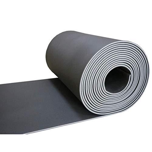 Geyinban Multifunktions-Tanzstudio-Stoßdämpfungspad, (5 Quadratmeter) Schalldämmungs-Aufnahmestudio-Bodenwand-Akustikplatten (Color : Black)