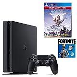 【プライムデー特別価格】PlayStation 4 フォートナイト ネオヴァーサバンドル + Horizon Zero Dawn Complete Edition セット (ジェット・ブラック) (CUH-2200AB01)