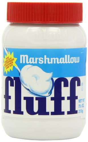 Fluff Original Marshmallow Fluff 213 g (Pack of 4)
