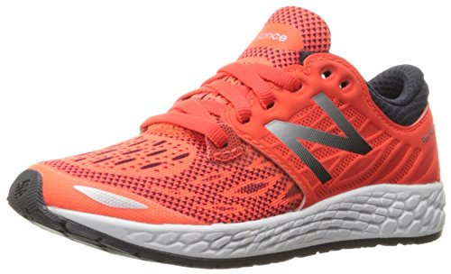 New Balance Fresh Foam Zante v3, Zapatillas Unisex Niños, (Orange/Grey), 38.5 EU