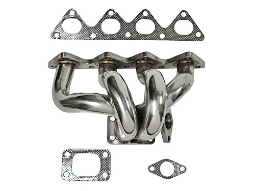 Manzo USA Acura Integra B-Series Stainless Steel Exhaust Turbo Manifold