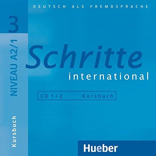 SCHRITTE INTERNATIONAL.3.CD x 2 z.KB.