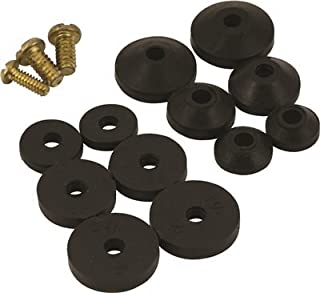 45 PIECES WASHER KIT ASSORTED FITS MOST OLDER FAUCETS AND OUTSIDE FAUCETS LEAKS P-104