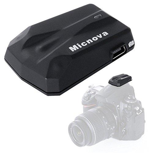 Micnova GPS-N Plus Geotag GPS & N1/N3-Kabel für Nikon D3 D3S D3X D4 D750 D700 D300 D300S D2X D2XS D2HS D200 D5000 D5100 D5200 D5300 D3100 D3200 D3300 D7100 D7000 D90 D800 D810 DSLR Kameras