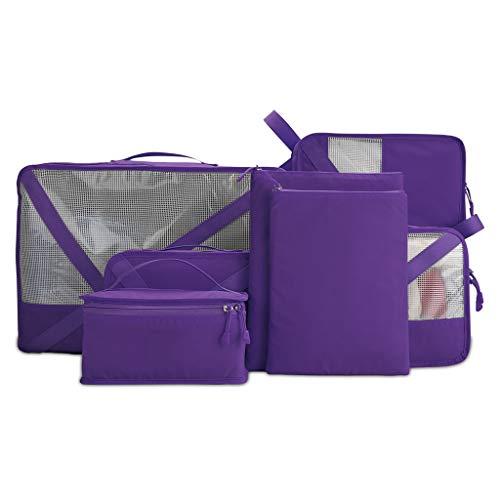 Storage Bag PRIDE S - Juego de artículos de aseo para maleta de viaje, impermeable, para terminar...