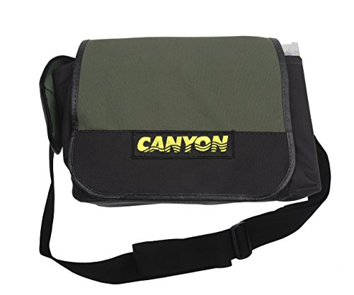 "CANYON Surf Bag - 10 Tube (12"" W x 9 H x 5"" D) with Shoulder Strap"