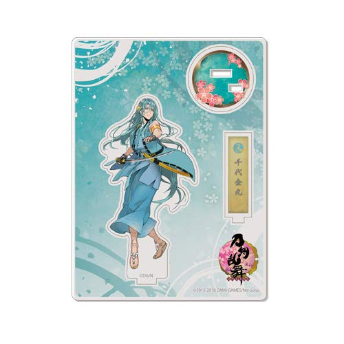 刀剣乱舞-ONLINE- アクリルフィギュア 戦闘 73 千代金丸