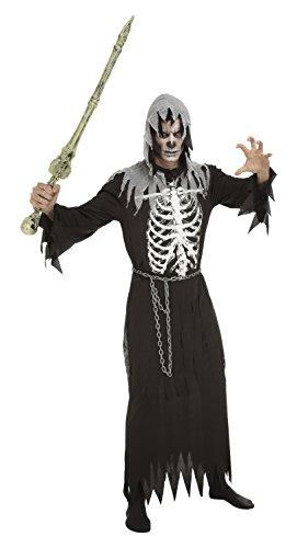 Desconocido My Other Me-203889 Disfraz de ejecutor para hombre, S (Viving Costumes 203889)