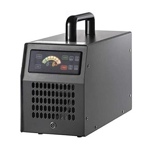 DC Wesley Purificatore 5000mg / H Commerciale Generatore di Ozono, Odore di Rimozione Purificatore Sterilizzatore, Ozono Generatore Portatile Macchina for La Tensione Home Office del Prodotto
