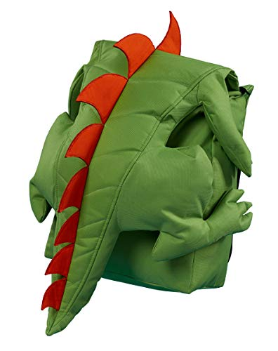 Spirit Halloween Scaly Rex Back Bling Backpack - Fortnite