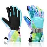 Ski Gloves, Yidomto Winter Waterproof Warm Touchscreen Snow Gloves Mens, Womens, Boys, Girls, Kids...