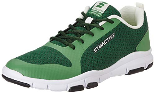 Amazon Brand - Symactive Men's Green Running Shoes-10 UK (SYM-SS-038D)