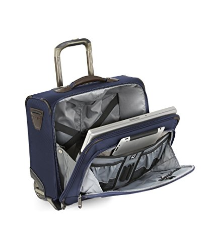Travelpro Crew 11 Rolling Tote (Dark Blue)