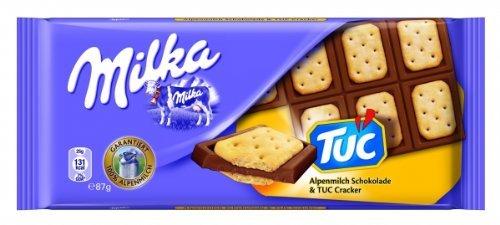 Milka Tuc Menge:100g