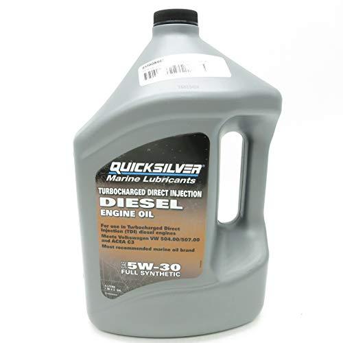 Quicksilver 4L Synthetisches Motoröl Diesel Turbolader mit Direkteinspritzung TDI SAE 5W-30