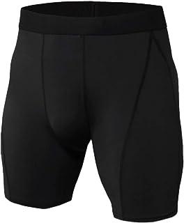GELing Pantalones Cortos De Compresión Hombre Térmicos