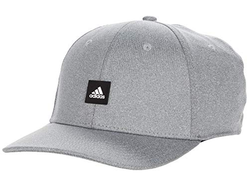adidas Heather Patch Hut für Herren, Herren, Mütze, Heather Patch Hat, Grau Two...