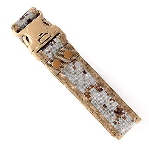Taktischer Gürtel Heavy Duty Gürtel Schnellverschluss Style Shooters Nylon Gürtel mit Metallschnalle