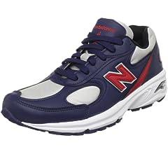 New Balance Men's 498 V1 Sneaker, Navy