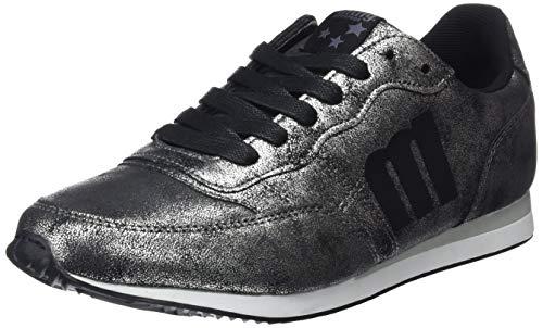 MTNG Attitude 69169, Zapatillas Mujer, Plateado (Metallic Plata C35140), 36 EU