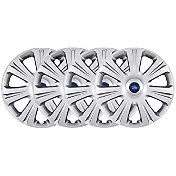 Set of 4 Wheel Trims for the Volkswagen Polo from 2009 Onwards R 14